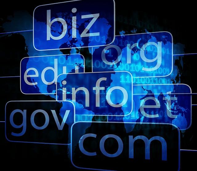 Choosing Your Domain Names